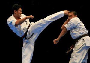Różne style karate - kontaktowe i bezkontaktowe
