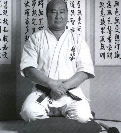 masutatsu oyama seiza