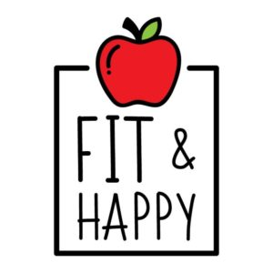 fit and happy logo