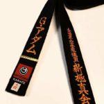Pasy w karate Kyokushin