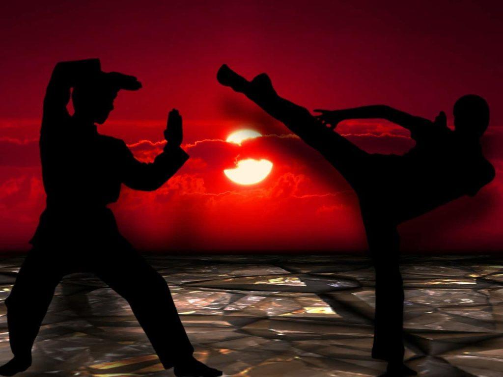 Sztuka a sport walki jaka jest właściwie różnica?