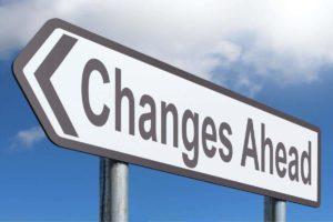 Zmiany są nieuniknione